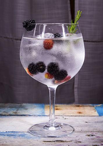 Drinki z ginem