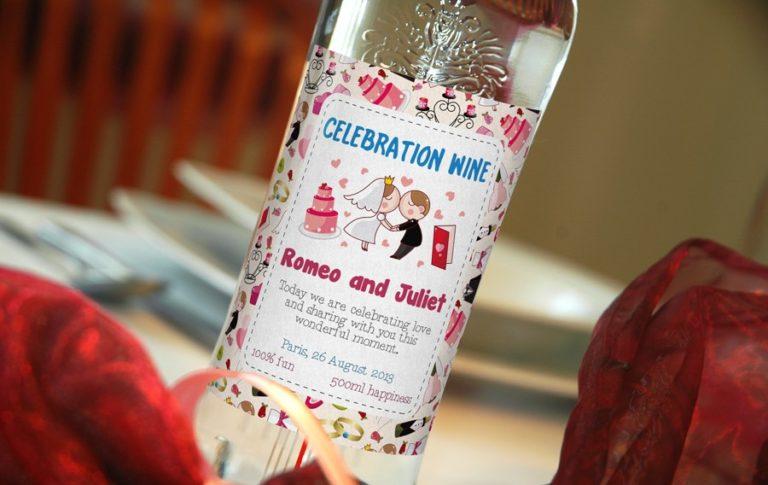 Wódki na wesele, zestawienie