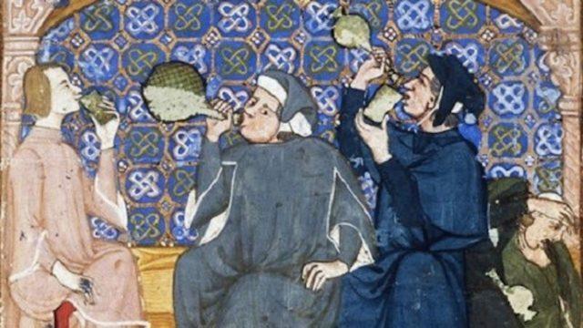 Dzieje alkoholu w historii