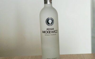 Wódka Mickiewicz, opinia i cena