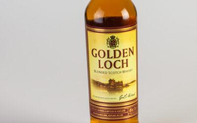 Golden Loch – whisky z Biedronki