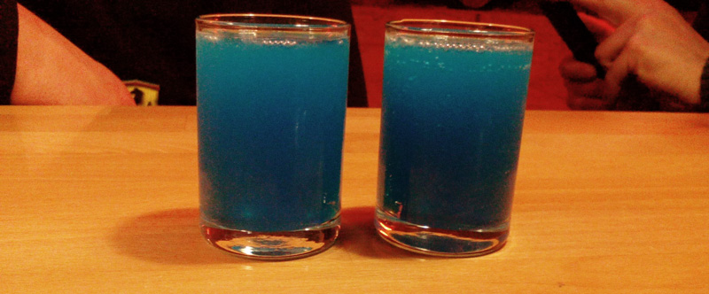 Shot lub drink Kamikadze
