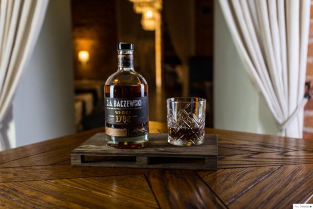 Baczewskiego próba whisky